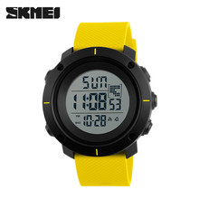 stylish fitness 1213 skmei silicone rubber bracelet branded watches for girls boys