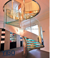 Wrought Iron Handrail Outdoor Stair YG9004-55