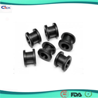 Custom rubber shock absorber damper | rubber damper mount | rubber vibration damper