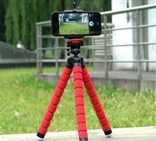 OEM Flexible Mini Camera Tripod with Universal 1/4-inch Tripod Screw Mount for Digital, DSLR and Video Cameras