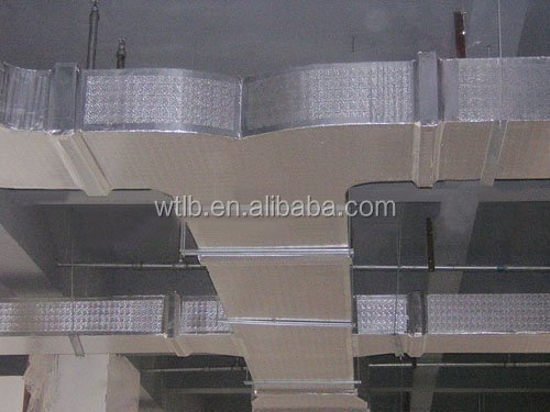 pre-insulated phenolic panel air duct