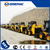 Electric Mini skid steer loader HYSOON HY380 for sale