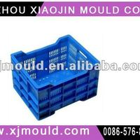 Commodity Plastic Crate Mould Household Products