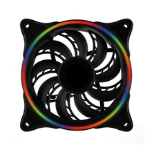 12V DC <strong>RGB</strong> cooler fans led 120 COOLING FAN 120MM for computer pc case