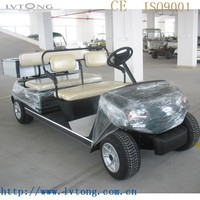 Wholesale 4 seats electric vehicle golf cart