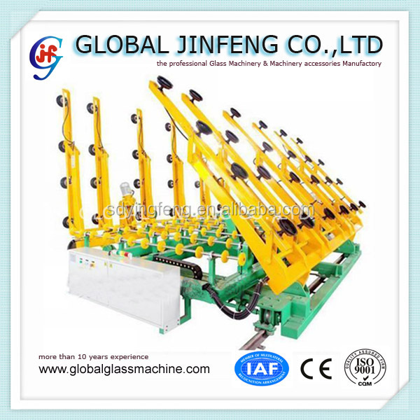 JFWSP-6133 glass unloading and loading table