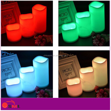 wholesale luminara electronic birthday candle for Christmas and birthday