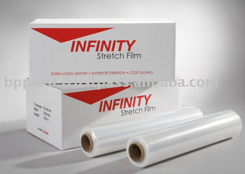 INFINITY CAST STRETCH FILM - HAND ROLL