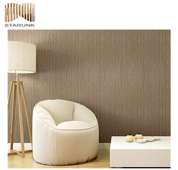 fire resistant decorative plastic outdoor woven vinyl wall covering
