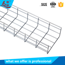 factory direct sales Easy Installation grid steel Zinc Plated wire mesh tray Basket cable