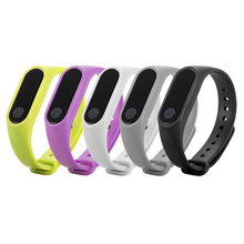 M2 waterproof smart bluetooth bracelet with oled display touch screen