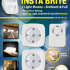 Insta Brite Touch Light With Remote