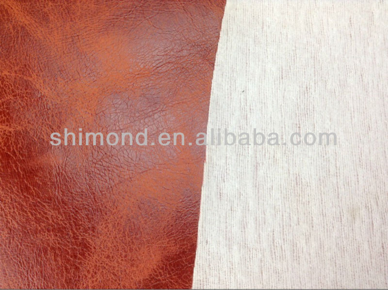 Synthetic PU Leather for Car/Bus/Chair/Sofa Seat