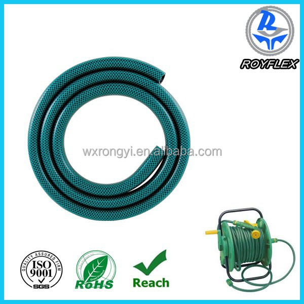 2 inch pvc braided hose pipe