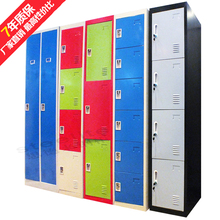 China supplier KD long size many cube storage goods shopping mall lockers in aisle