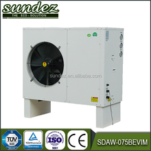 SDAW-075BEVIM High quality smallest air conditioner solar mini split heat pump with CE certificate
