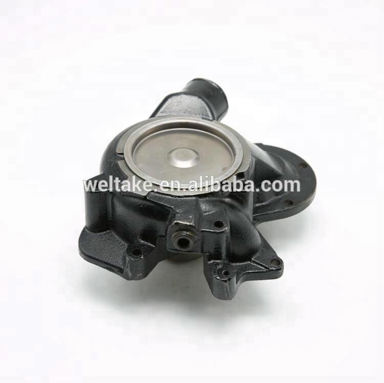 Weltake WMM brand Generator engine part Port Water Pumps With Pulley OEM U5MW0193