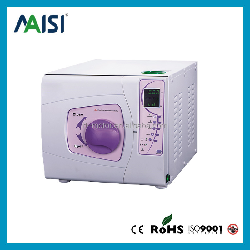 Dental Autoclave Without Printer Medical class b autoclave steam sterilizer