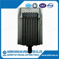 Cutting tools for belt pulley for cars