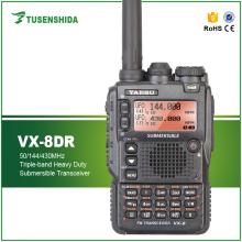 Y-EASU VX-8DR Triple-band Handheld Mobile Military Radio yaesu Walkie Talkie