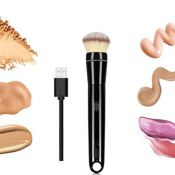 Electric makeup brush, Say GOODBYE to traditional manual makeup brushes