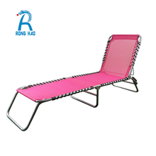 8Years low Price Beach Garden Wholesale Metal Portable Beds for Adults