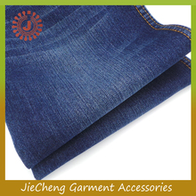 apparel indigo blue jeans fabric cotton stiff hand denim fabric prices wholesales