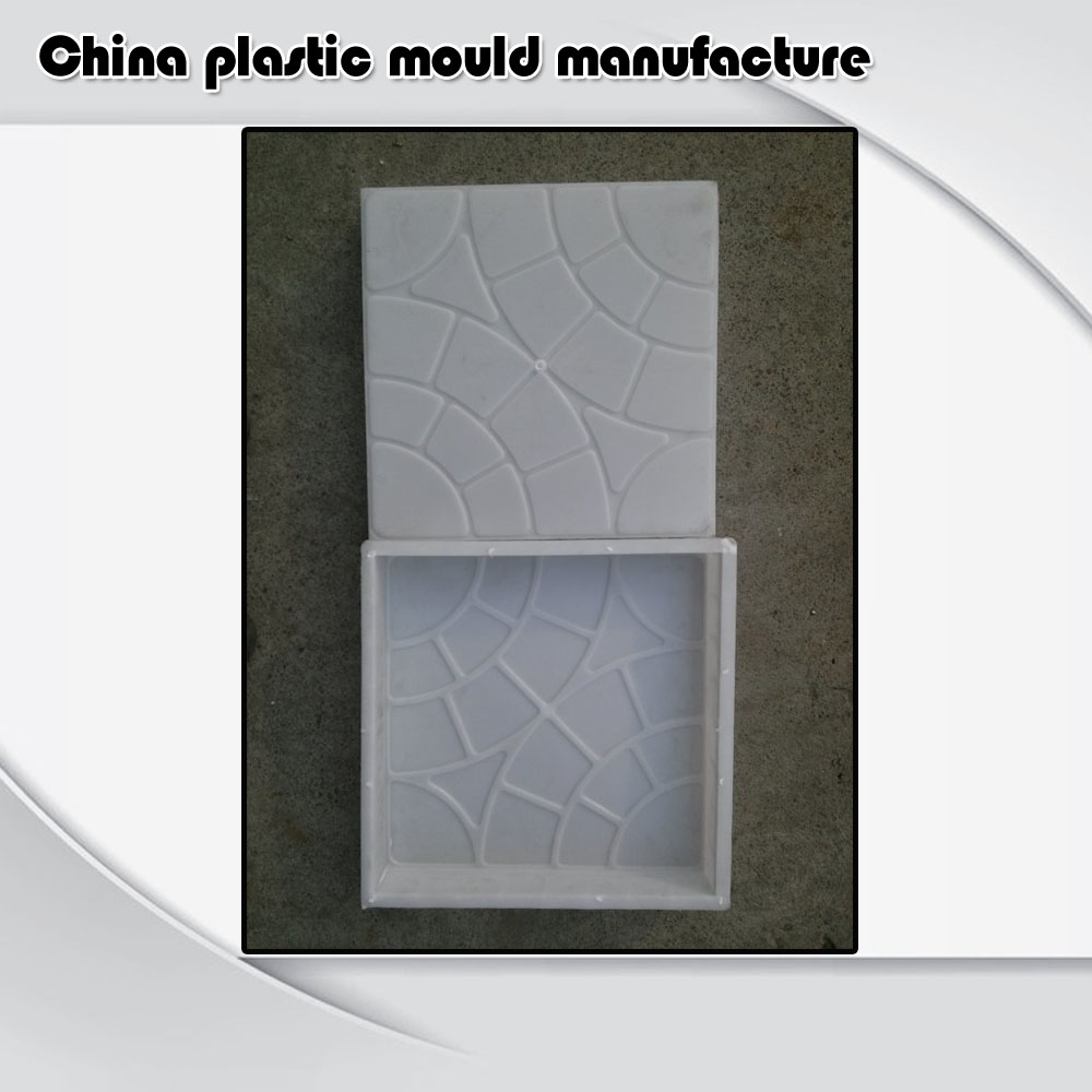 concrete plastic mould pavers pvc paver moulds