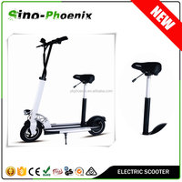 2016 China Factory 48V electric scooter aluminium folding Scooter portable scooter( PN1001A )