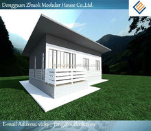 Modular prefab home kit price,low cost prefab villa house for sale in malaysia