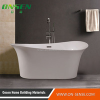 Alibaba best sellers freestanding cheap acrylic bathtub bulk products from china