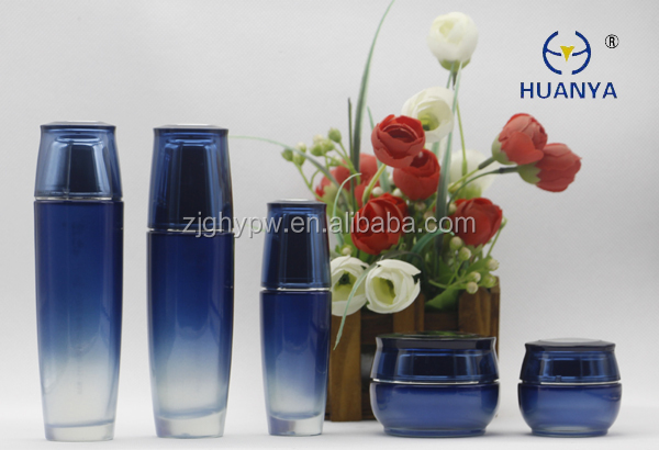 HYF-Y114 ZHANGJIAGANG HUAYA cosmetic packaging with bottle with atomizer