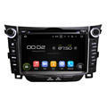 7 inch double din in dash car dvd player for I30 with Gps navigation