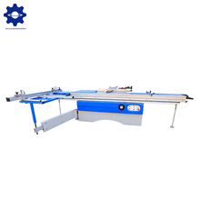 Factory precision panel saw / sliding table saw / chain saw wood cutting machine with CE Certificate