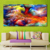 Abstract Cloud Paintings On Canvas Modern Wall Pictures For Living Room Home Decor No Frame Oil Painting