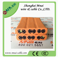 sell well elevator travel cable lift wire for lift components | low voltage elevator flat electric cable