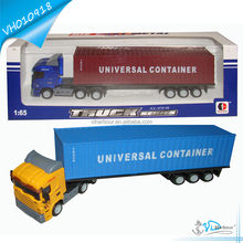 1/50 Diecast Carry Container Truck Model
