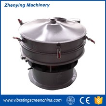 ZYD good painting carbon steel circular vibrating <strong>screen</strong>
