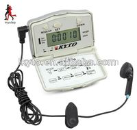 2013 digital free talking pedometer for sale