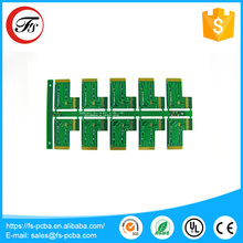 High Quality fabricate fr4 double sided pcb printed circuit board