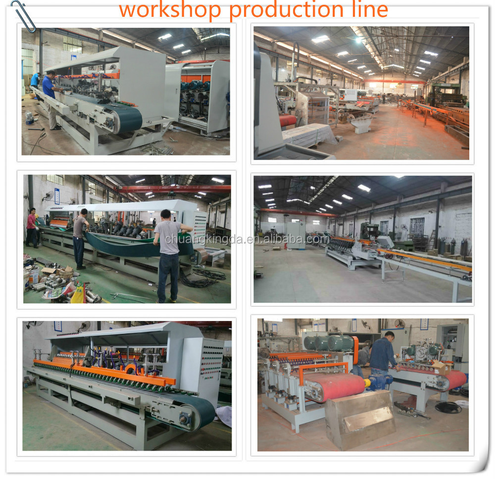 Automatic Stair Step Tiles Cutting Machine 2 heads CNC wet type cutting tile cutting machine Machine For Cutting Tiles