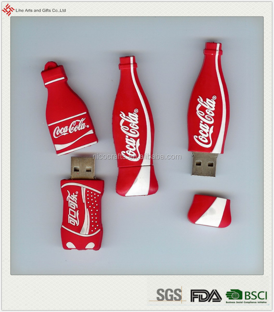 Custom Cheap Silicone USB Dust Cover For Advertising