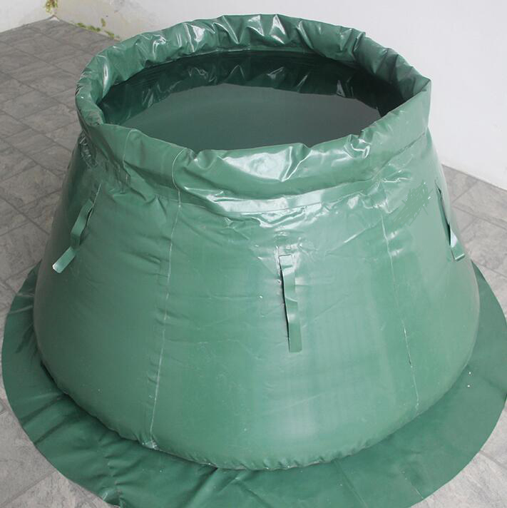 1000L PVC water bladder tank /pillow tank/onion tank water vat