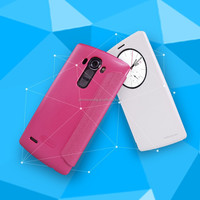 2015 fashion New product Smart Flip Leather case For LG G4