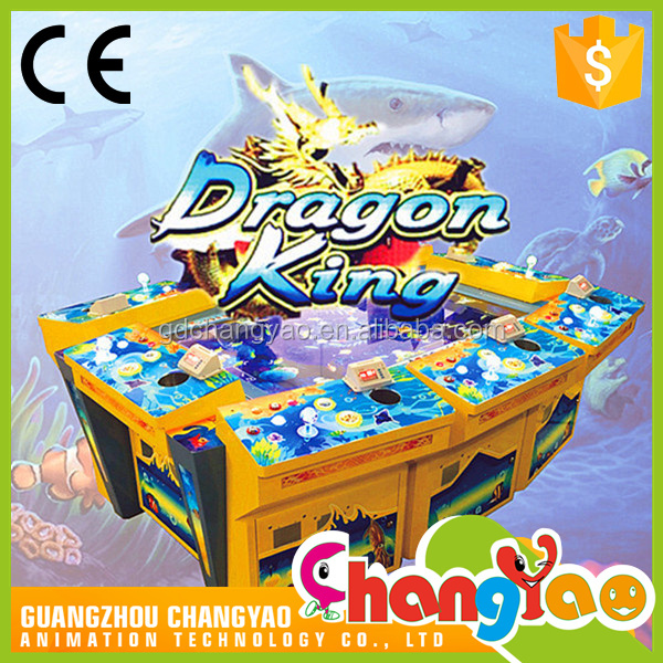 Fish Hunting Dragon King Arcades Game Machine For Sale