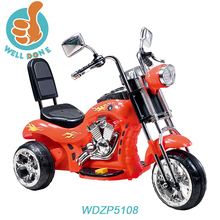 Cheap electric small motorcycle racing with other children for sale WDZP5108