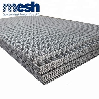 1x1 stainless steel welded wire mesh panel
