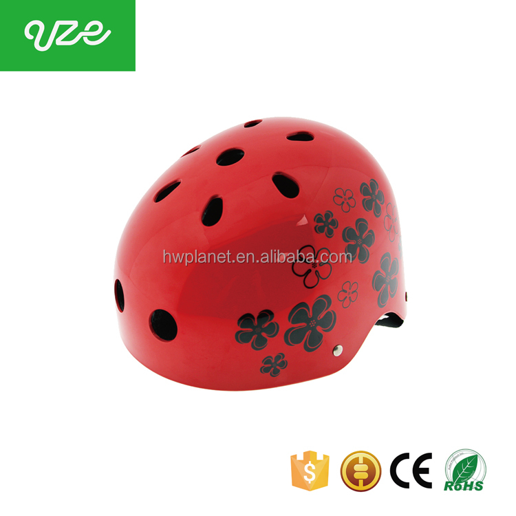 2016 China factory high quality CPSC EN1078 ABS street/dirt bike helmet