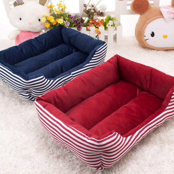 Eco-Friendly,Lovely Stocked Warmer mat sofa bed for dog funny dog beds Pet Bed