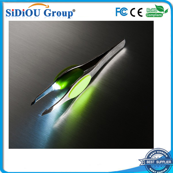 led tweezer lights for eyebrows led